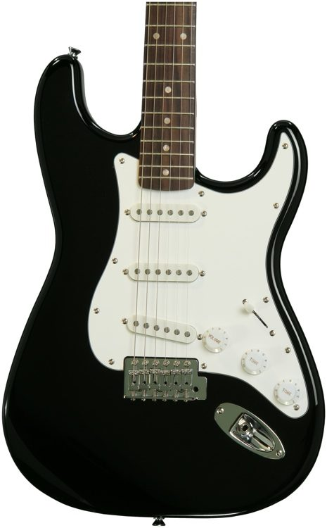 fender squier stratocaster review