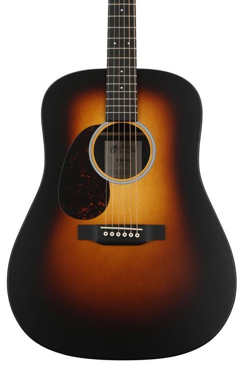 Cheap Price Martin Dx1ae Macassar Burst Acoustic Guitar Acoustic Electric Guitars
