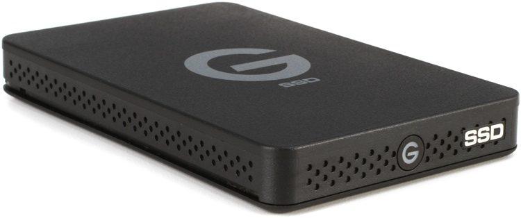 G-DRIVE ev RaW SSD 1TB Portable Solid State Drive