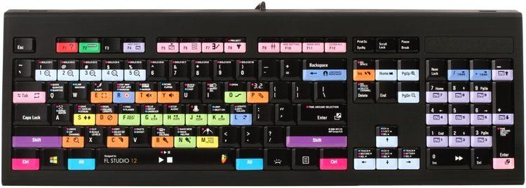 computer keyboard fl studio