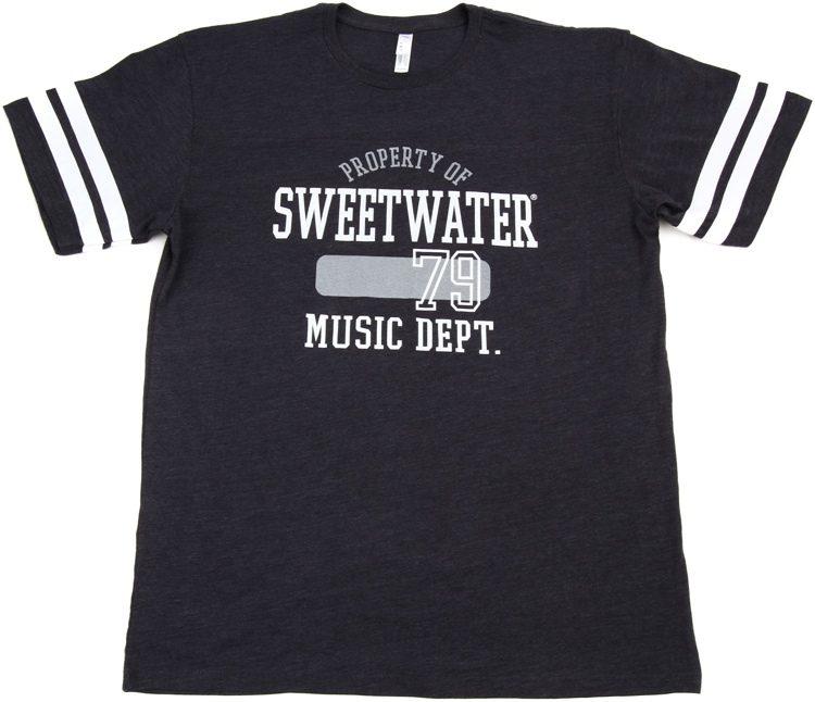Sweetwater Vintage Navy White Football Jersey T-shirt - Men s XL d83dc4408