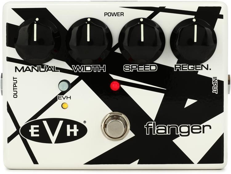 415390fdcf1 MXR EVH117 Eddie Van Halen Flanger Pedal