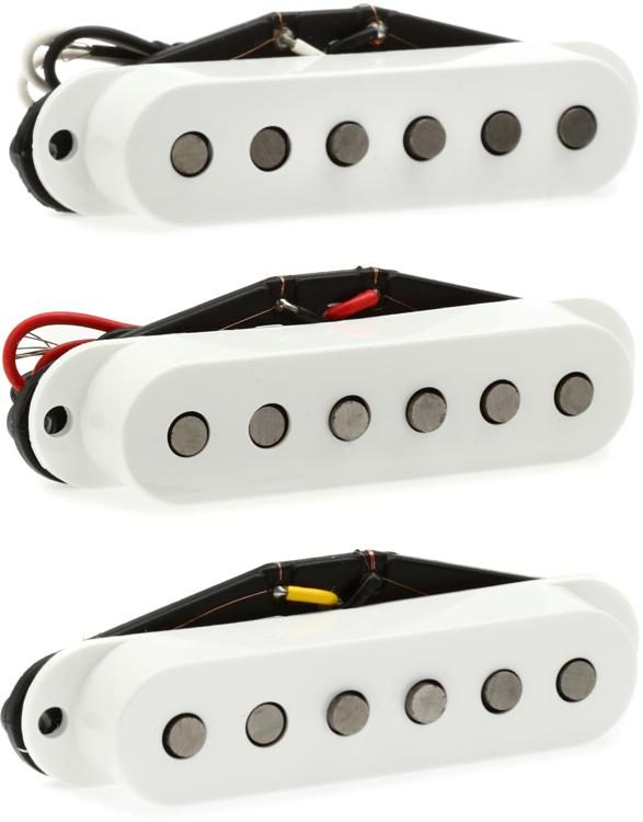 Tex-Mex Stratocaster Pickup Set on american telecaster, japanese telecaster, korean telecaster, western telecaster, country telecaster, mexican telecaster,