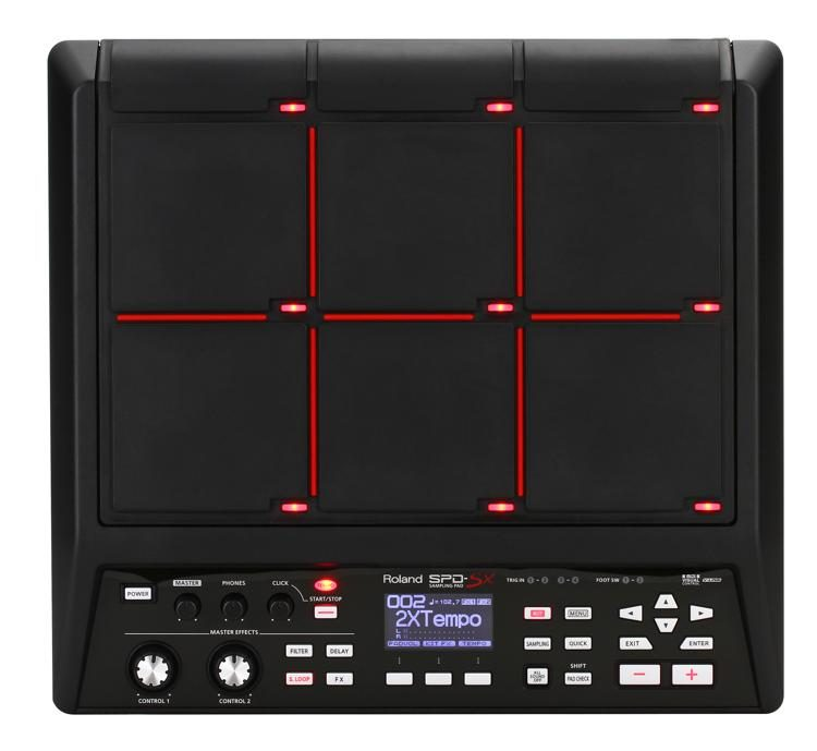 SPD-SX Sampling Percussion Pad