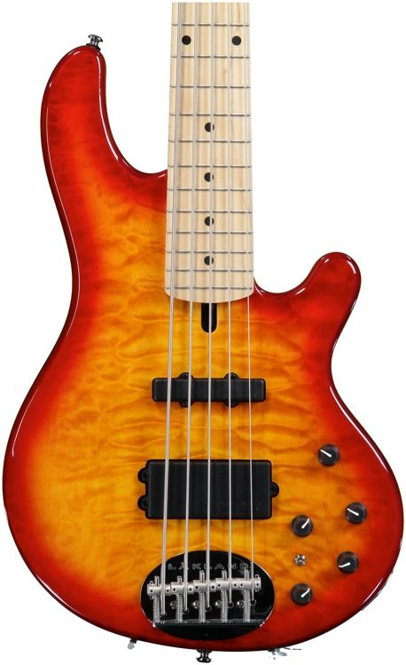 Lakland 55-02 Deluxe Electric Base Bass Guitars Musical Instruments & Gear