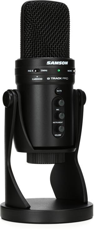 Samson G-Track Pro USB Condenser Microphone image 1