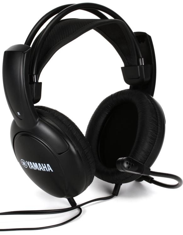 Yamaha Cm500 Closed Back Broadcast Headset With Boom Mic Sweetwater