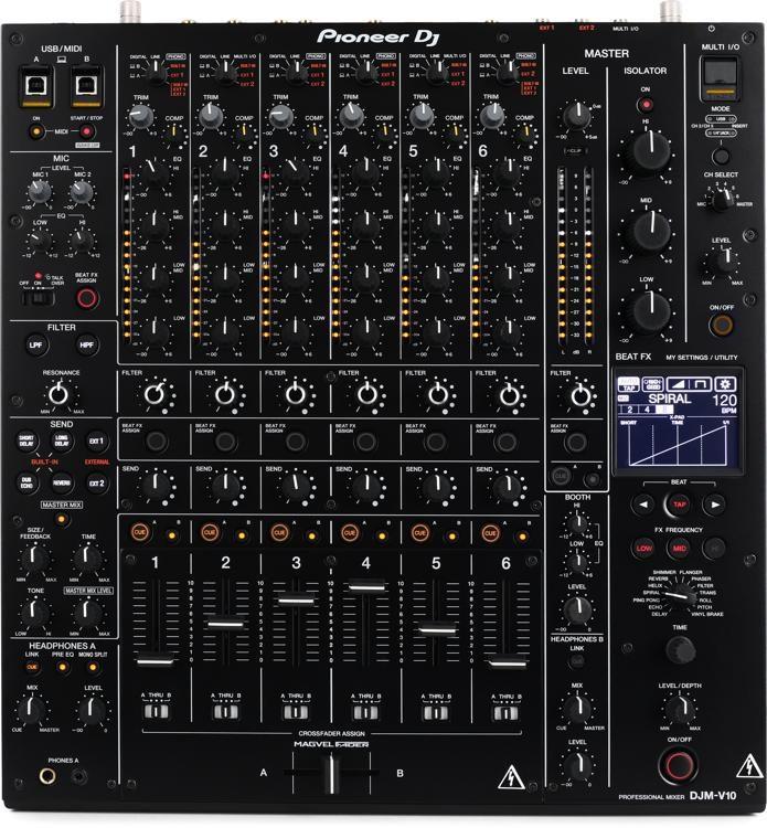 Dj mixer professional tutorial