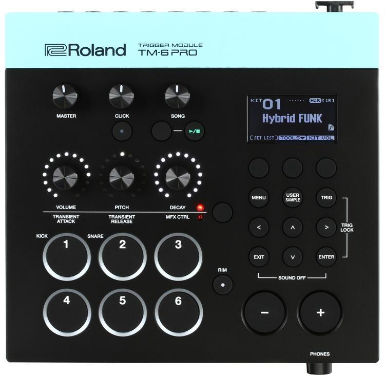 TM-6 Pro Drum Trigger Module