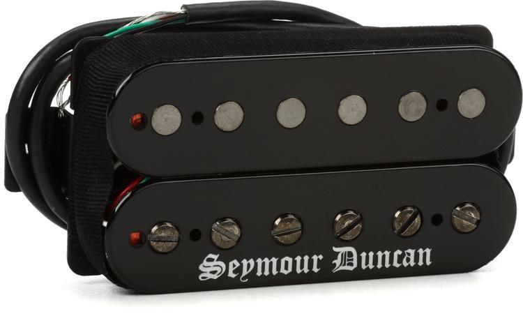 Seymour Duncan Black Winter 6 String Bridge Humbucker Black
