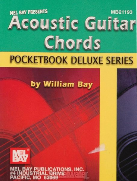 Mel Bay Acoustic Guitar Chords Sweetwater