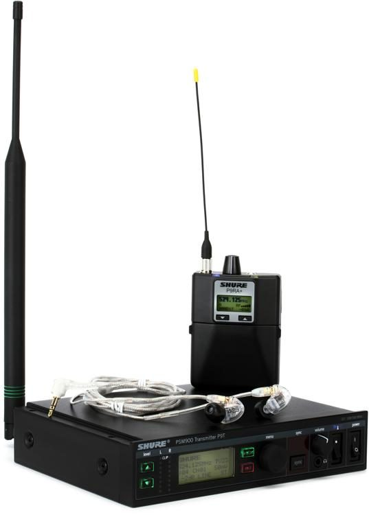 Shure Instrument Condenser Microphone P9TRA425CL-G7