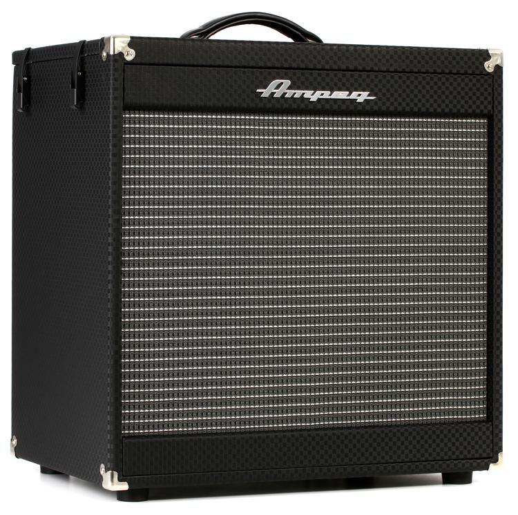 Ampeg Pf 210he 2x10 450 Watt Portaflex Bass Cabinet With Horn Image 1