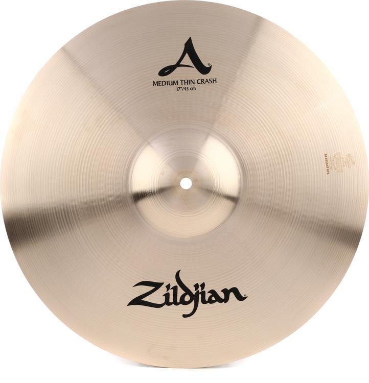 17in Zildjian A Thin Crash