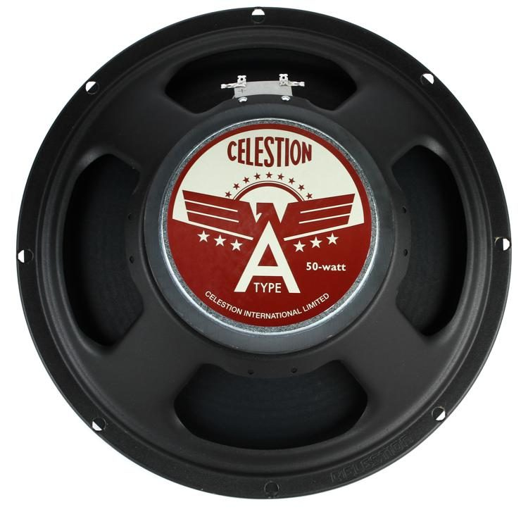 Celestion A Type 12 50 Watt Replacement Guitar Speaker 8 Ohm