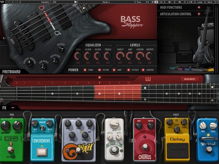 Bass Slapper Plug-in