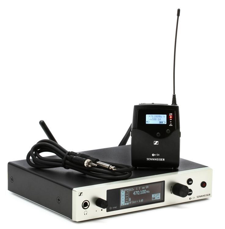 EW 500 G4-Ci1 Wireless Guitar System - AW+ Band