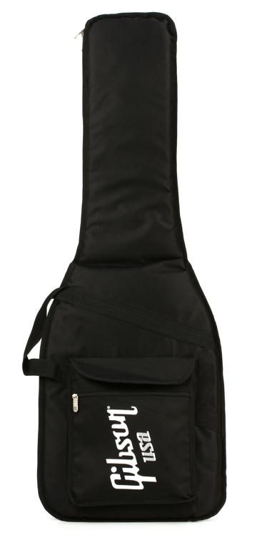 Gibson Deluxe Gig Bag Black Image 1