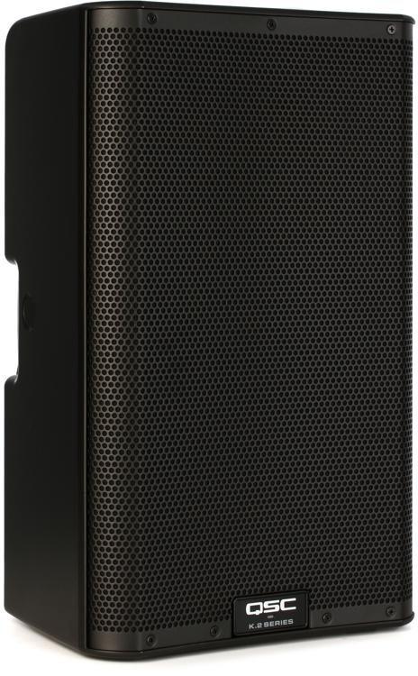 QSC K102 2000W 10 Powered Speaker Image 1