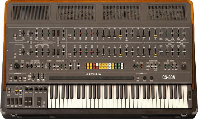 CS VIRTUEL ARTURIA PIANO TÉLÉCHARGER 80V YAMAHA