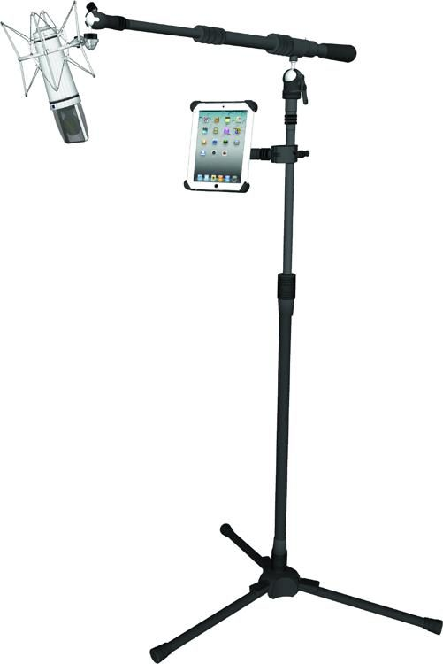 Triad Orbit Modern Vocalist System Microphone Stand Package