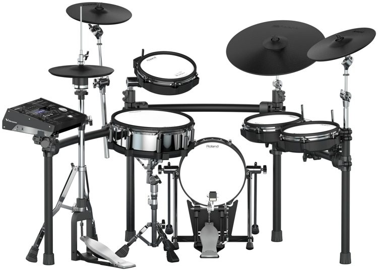 Roland v drums td 50k electronic drum set sweetwater roland v drums td 50k electronic drum set image 1 solutioingenieria Images