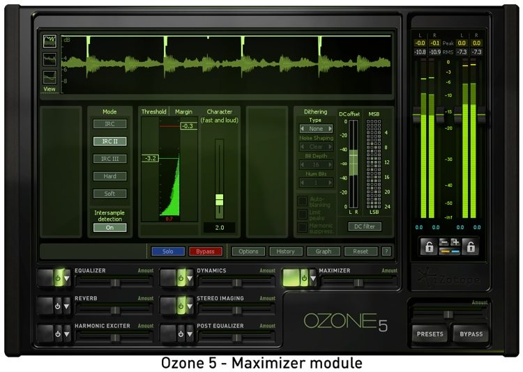 Ozone 5 Mastering Suite Plug-in - Upgrade from Ozone 4