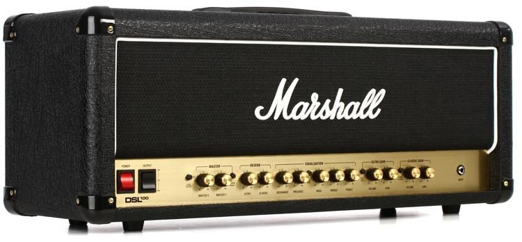 Marshall Dsl100hr 100watt Tube Head Sweetwater. Marshall Dsl100hr 100watt Tube Head 1. Wiring. Peavey Mace Footswitch Wiring Diagram At Guidetoessay.com