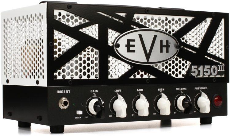 dbd927524aa EVH 5150III LBXII 15-watt Tube Head image 1