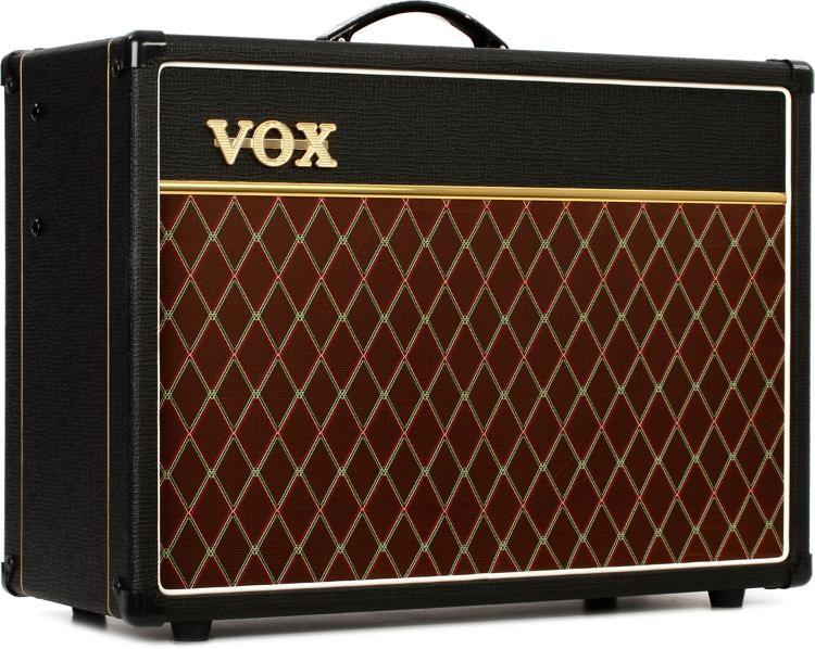 Vox AC15C1 15 Watt 1x12 Tube Combo Amp Image 1