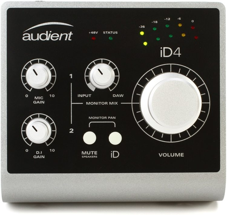 DRIVERS UPDATE: AUDIENT ID14