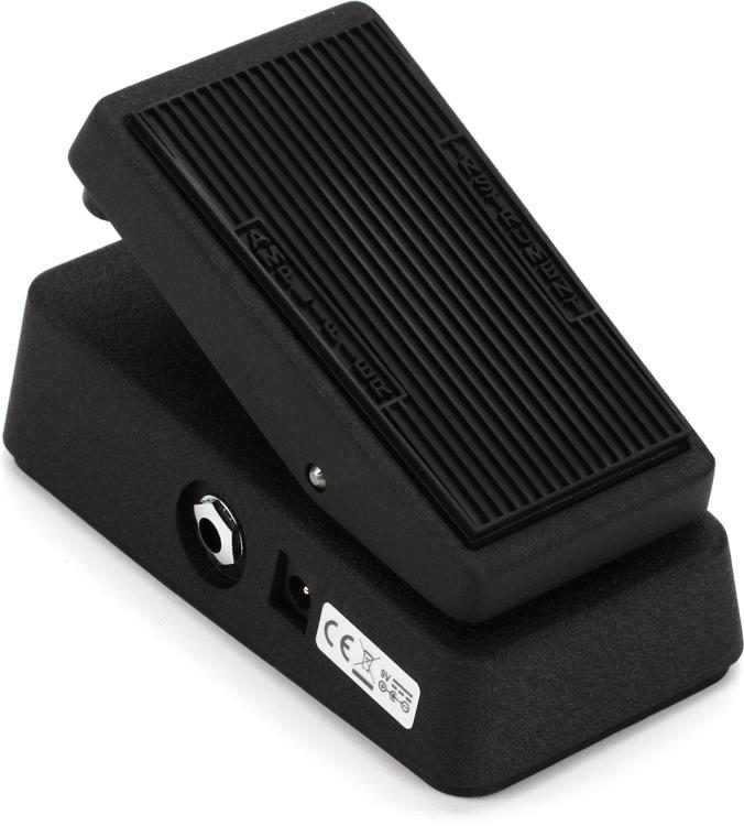how to use cry baby wah pedal