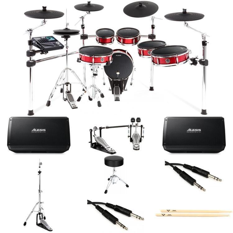 Strike Pro Expanded Bundle Electronic Drum Set