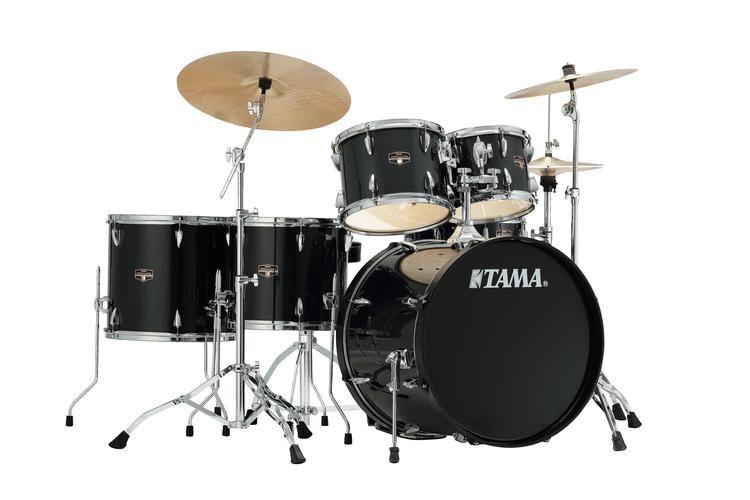 4b0c36561344 Tama Imperialstar Complete Drum Set - 6-piece - 22