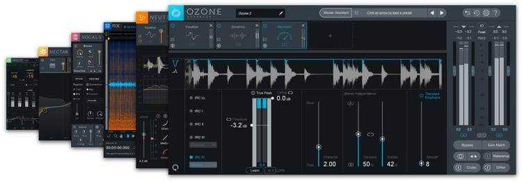 Music Production Suite 2 - Upgrade from iZotope Elements Product
