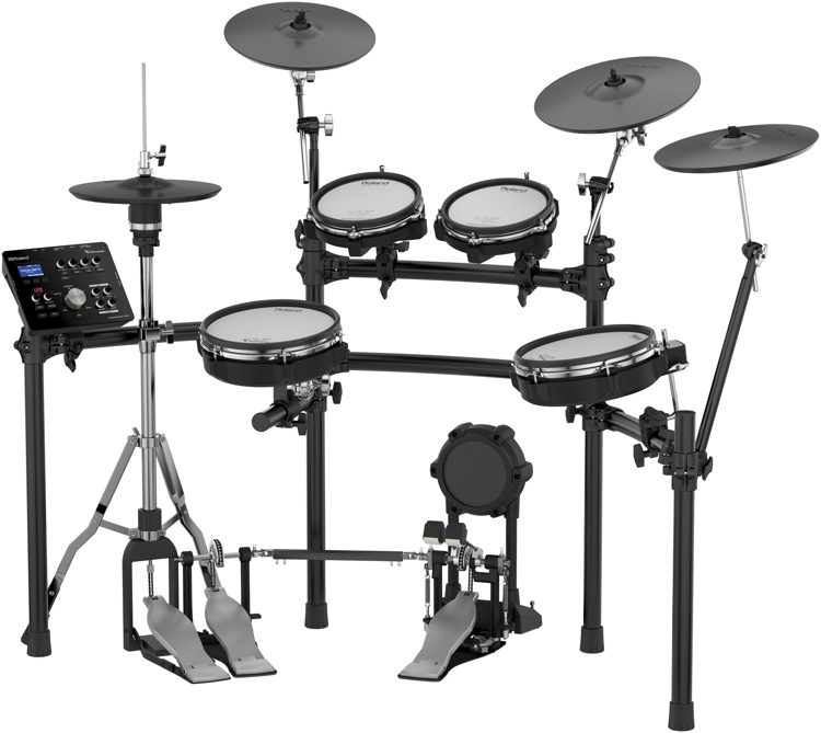 Roland V Drums Td 25kv Electronic Drum Set Sweetwater