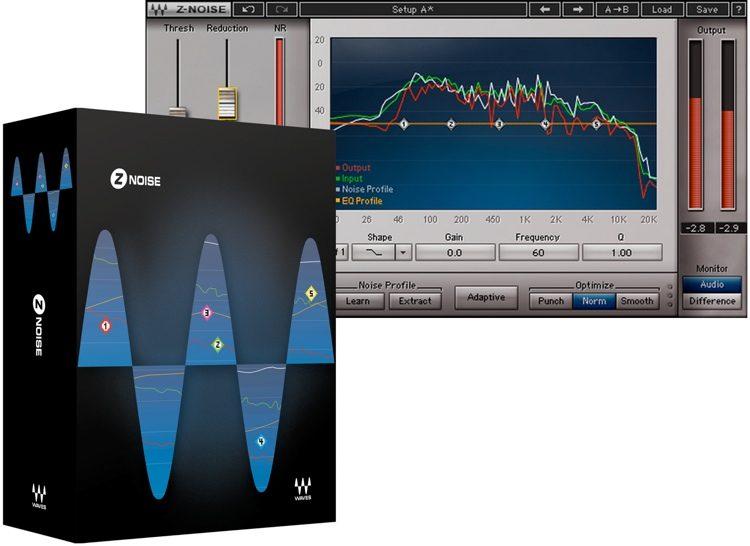 Z-Noise Plug-in
