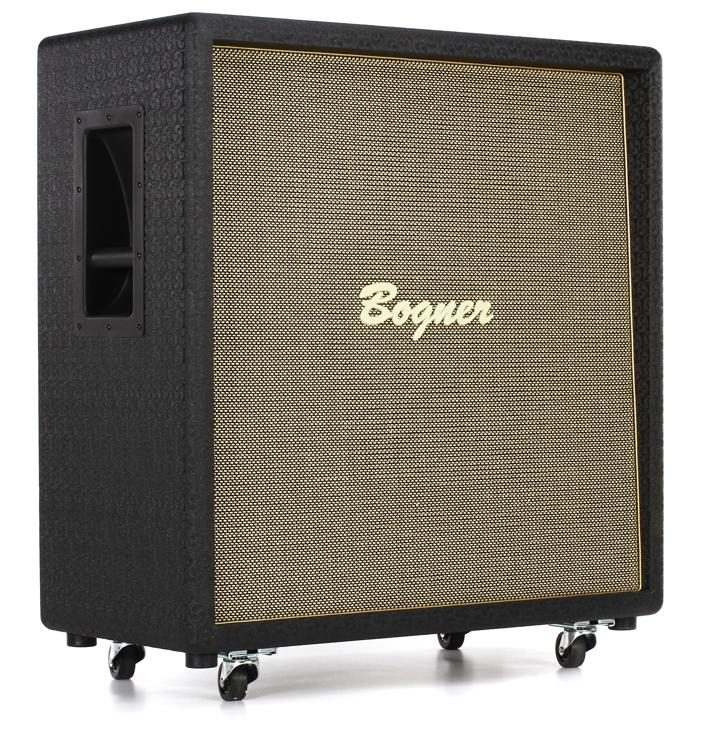 bogner 412st 100 watt 4x12 straight extension cabinet sweetwater