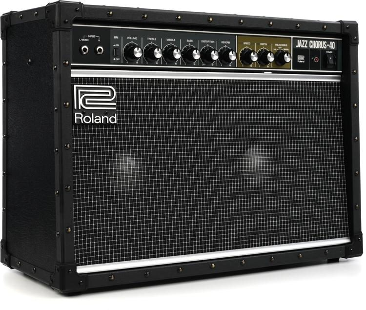 JC-40 Jazz Chorus 40-watt 2x10