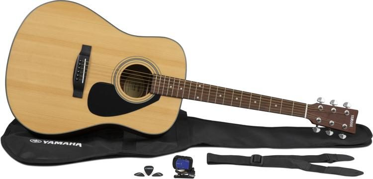 32da3e56c1 Yamaha GigMaker Standard Acoustic Pack - Natural | Sweetwater