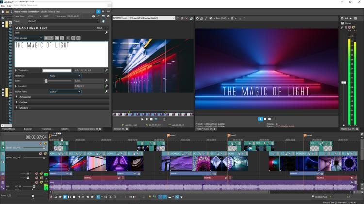 Vegas Pro 16 Suite (download)