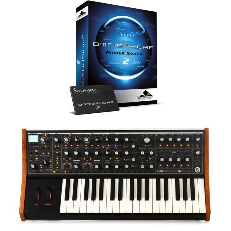 Omnisphere 2 6 with Moog Subsequent 37 Bundle