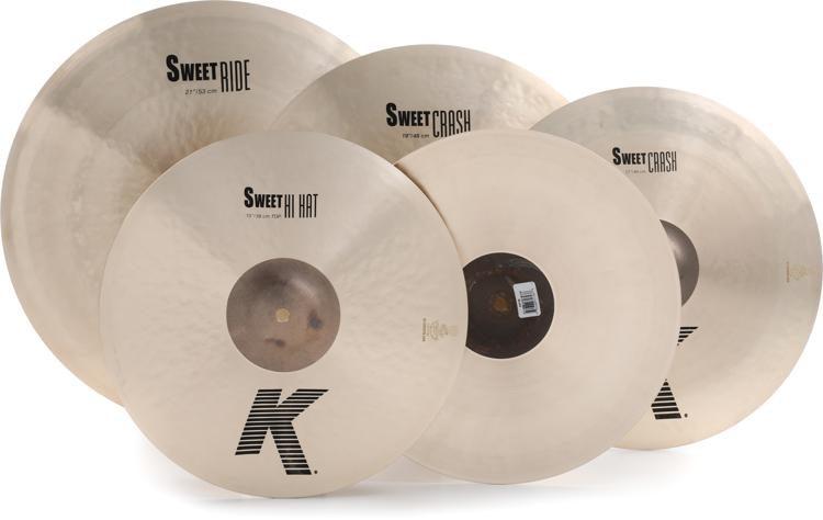 Zildjian K Sweet Cymbal Pack Review