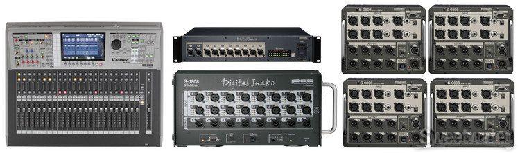 V-Mixing System 3