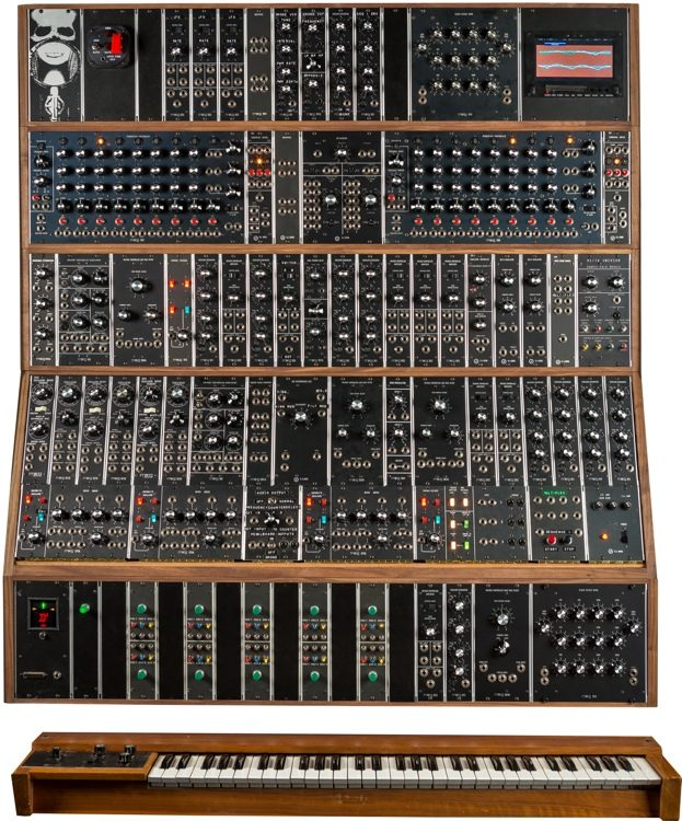 Emerson Modular System Limited-edition Reissue Modular Synthesizer