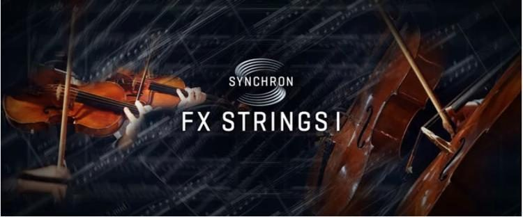 Synchron FX Strings 1 - Full Library