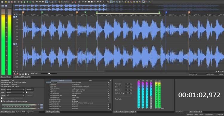 sound forge download free 10
