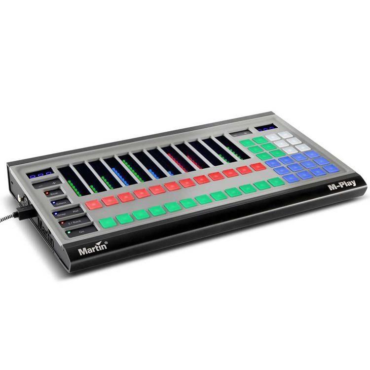 M-Play 512-Ch DMX Lighting Controller