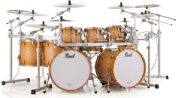 Pearl Masterworks Kit