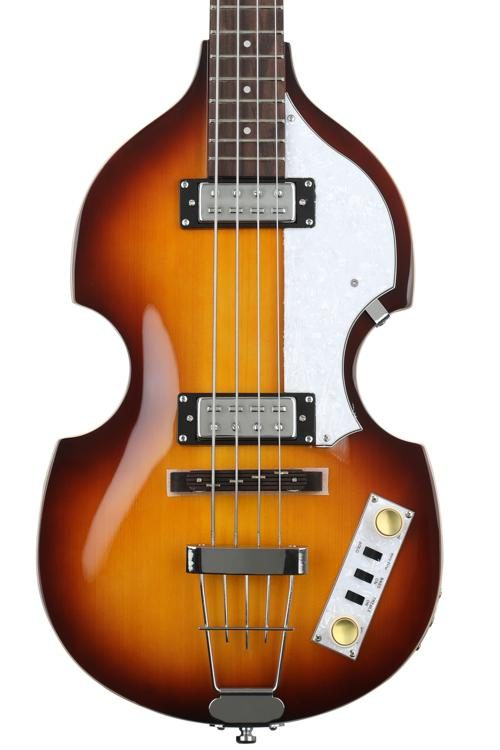Hofner Ignition Violin Bass Sweetwater Exclusive Dent and